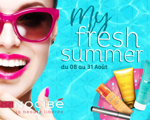 My fresh summer bouee